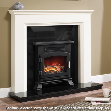 Be Modern Banbury Electric Stove | Flames.co.uk